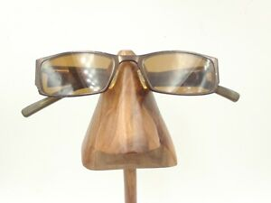 Vintage Scandinavian Eyewear 9280 Titanium Rectangle Sunglasses FRAMES ONLY