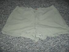 Very Gently Used Women's Tag Rag Shorts, Size 11