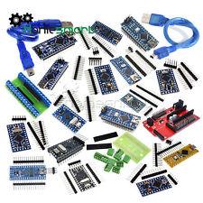 Pro Mini/nano ATMega 328p/168p 3.3v/5v 8/16m Replace ATmega 128p Micro-contrôleur