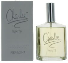 Charlie White by Revlon for Women EDT Perfume Spray 3.4 oz.-Shopworn NEW