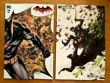 Batman 100 2020 Joker War Main + Mattina Variant DC  NM