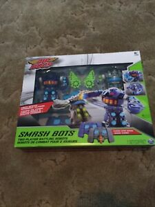 New Air Hogs Smash Bots Remote Control Two Player Battling Robots