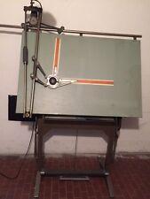 Tavolo da disegno con tecnigrafo - Originale Vintage anni '60!!!