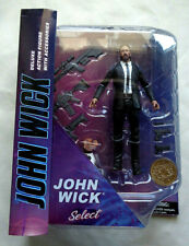 John Wick Diamond Select Toys 2019 Keanu Reeves Deluxe Action Figure