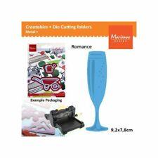 Marianne Design Creatables Stanz- & Prägeschablone Champagne