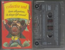 COLLECTIVE SOUL cassette HINTS ALLEGATIONS AND THINGS LEFT UNSAID 1993 Germany