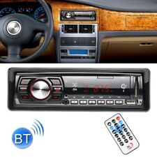 Autoradio 1 din FM Radio Stereo Bluetooth MP3 USB SD Card AUX telecomando MEC-45