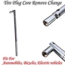Valve Stem Installation HD Chrome Tool Puller Car Tire Plug Core Remove Change