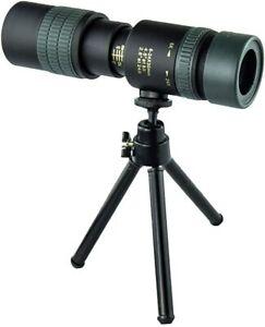 24×30 Super Telephoto Zoom Monocular Telescope Binocular + Phone Holder