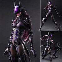 DC Comics Variant Play Arts Kai Catwoman TETSUYA NOMURA Action Figure Model Toys
