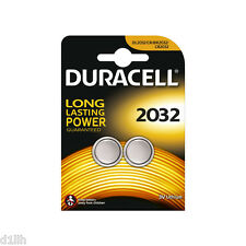 Duracell Cr2032-c1 3v Lithium Coin Cell Carded 1