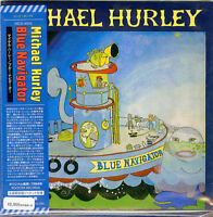 MICHAEL HURLEY-BLUE NAVIGATOR-JAPAN MINI LP CD F56