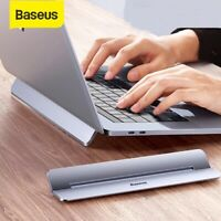 Laptop Stand For MacBook Air Pro Adjustable Aluminum Laptop Riser Foldable