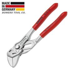 "Knipex 6"" Pliers Wrench 8603150 Adjustable Wrench Hybrid Tool Germany"