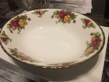 Royal Albert Old Country Roses Open Vegetable Dish
