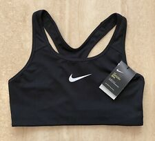 NIKE SWOOSH WOMENS MEDIUM SUPPORT SPORTS BRA SIZE XL BRAND NEW WITH TAGS