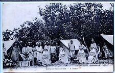 CP Afrique Equatoriale - A l'étape - Soeurs Missionnaires de Notre-Dame...