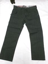 """Pantalón """"Billabong """" talla 32 en color gris con lineas y bordado (Envios Comb.)"""