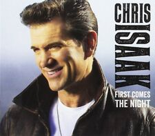 Chris Isaak - First Comes the Night (2015)  CD  NEW/SEALED  *See Details*