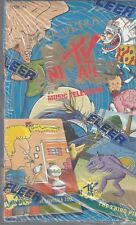 TC Fleer Ultra 1995 MTV TV Animation bevis & Butthead Box