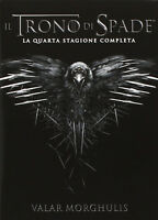 IL TRONO DI SPADE - STAGIONE 4 (5 DVD) COFANETTO Stand Pack, Games of Thrones