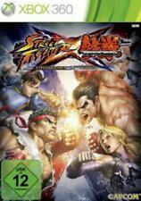 Xbox 360 Street Fighter X Tekken * como nuevo