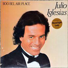33t Julio Iglesias - 1100 Bel Air Place (LP)