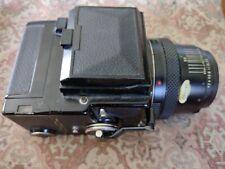 Zenza Bronica ETR-C Camera Vintage