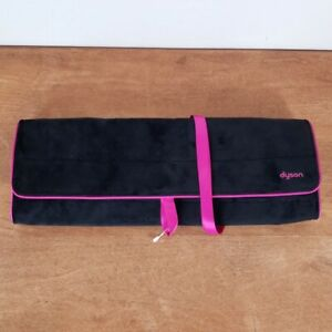 Dyson Supersonic Hair Dryer Original Velvet Travel Storage Soft Wrap Bag Black P
