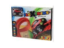 Rennbahn Smoby 180902 Kinder Spielzeug FleXtreme-Set Mehrfarbig B-WARE Ungeprüft