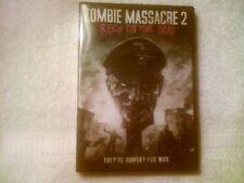 Zombie Massacre 2: Reich of the Dead (DVD, 2017) SKU 4006