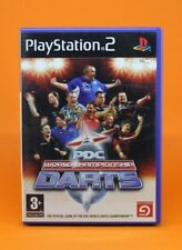 PDC WORLD CHAMPIONSHIP DARTS PS2 🍀AUSSIE SELLER🍀 (PLAYSTATION) NO BOOKLET GAME
