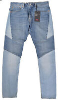 Levis Premium $89.50 Lo-Ball Stack Denim Slim Taper Stretch Jeans Choose Size