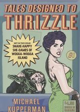 """GRAPHIC COMIC """"TALES DESIGNED TO THRIZZLE"""" BY MICHAEL KUPPERMAN EDITION #1"""