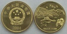 "China 5 Yuan 2004 ""Sonne-Mond-See"" p1524 unz."