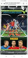 ADRENALYN XL ROAD TO EURO 2020 POWER UP CARDS - GAME CHANGER - KEY PLAYER PANINI