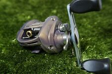 Daiwa Used Alphas 103L Left Hand Baitcasting Reel Made In Japan #002