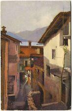 1923 San Nazzaro Lago Maggiore Cannobio Paris FP COL VG