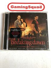 Twilight Saga Breaking Dawn Part 1 OST CD, Supplied by Gaming Squad