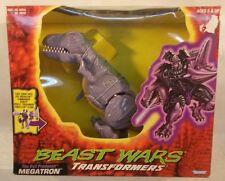 Transformers Beast Wars Megatron T-Rex Evil Predacon Robot Hasbro Ultra (Sealed)