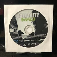 Sony PlayStation 3 PS3 | Call of Duty Modern Warfare 3 | Game Disc Only