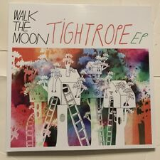 WALK THE MOON TIGHTROPE EP MINI LP GREEN & COKE BOTTLE COLORED CLEAR VINYL RSD