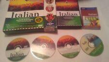 Global Access Italian Visual Passport, learn rhe language