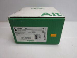 NEW SCHNEIDER ELECTRIC VFD 1/2 Hp SINGLE PHASE ATV12H037F1