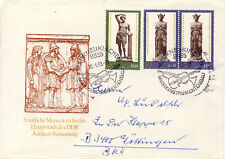 Ersttagsbrief DDR MiNr. 2790, 2790, 2791, Staatliche Museen Berlin: Kunstwerke