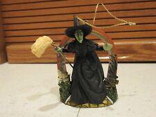 Bradford Exchange Wizard of Oz Wicked Witch Ornament 2000