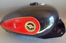 Royal Enfield Fuel Tank   Lightning - CITI Bike # 170321 Black-Red 1950-2007