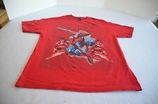 Super Man Blue T-shirt Xlarge