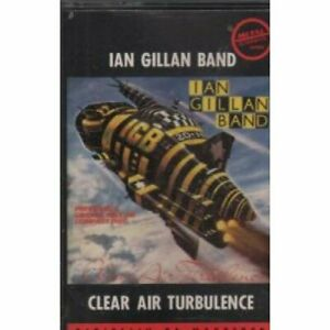 Clear Air Turbulence by Ian Gillan Band Format: Audio Cassette NEW