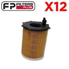 12 x WCO100 Wesfil Oil Filter - Citroen, Ford, Mini, Peugeot, Volvo - R2684P